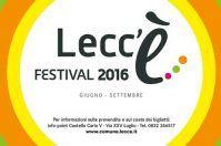 Lecc'è Festival 2016