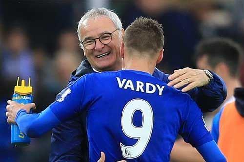 Il Leicester vince, si sorride anche a Maglie