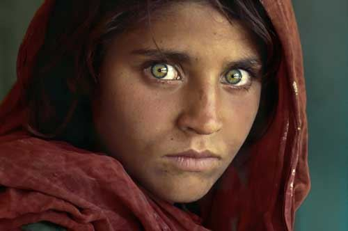 Mostra Icons di Steve McCurry