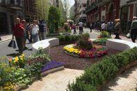 Primavera mediterranea, a Bari un giardino in pieno centro
