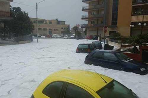 Puglia, pioggia da canotto: coda d'inverno, ma l'estate è alle porte