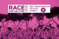 La Race for the cure fa 10: il programma