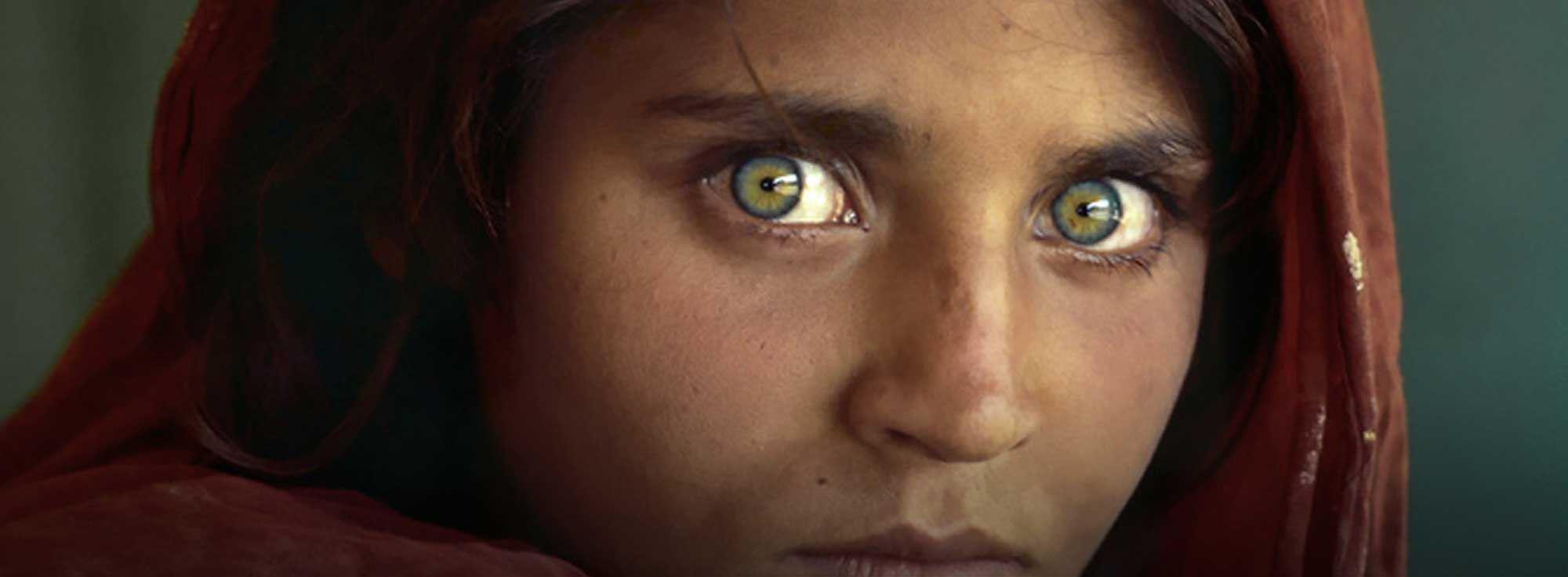 Otranto: Mostra Icons di Steve McCurry