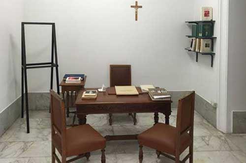 Università di Bari, ripristinata la stanza del prof. Aldo Moro