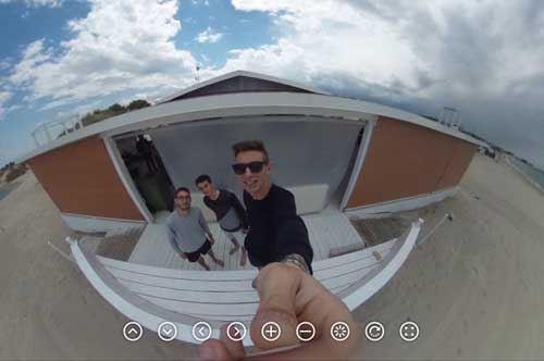 360 Video, il leccese Blanco rivoluziona il concetto di fotografia