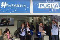 Puglia tra cibo e libri a Torino, Michele Emiliano reporter d'eccezione