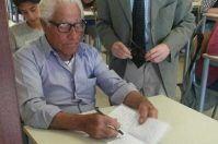 Nonno Antonio supera anche l'ultima prova: avrà la licenza media