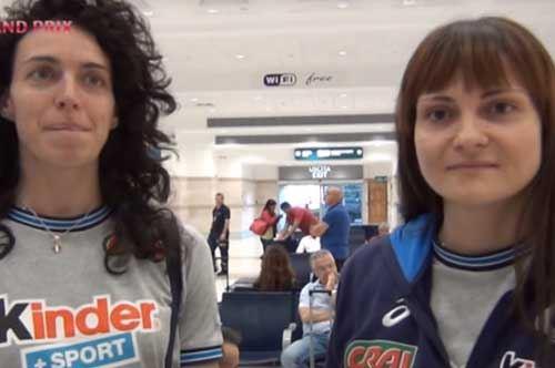 ItalVolley, il Grand Prix di Bari parte tra selfie e voglia di vincere