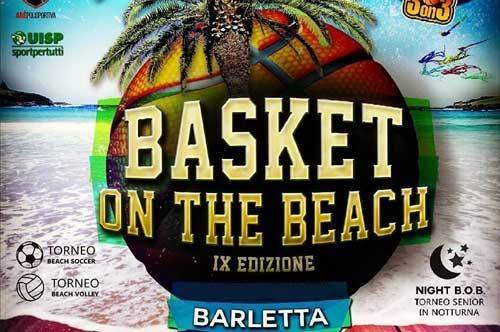 Basket on the Beach 2016