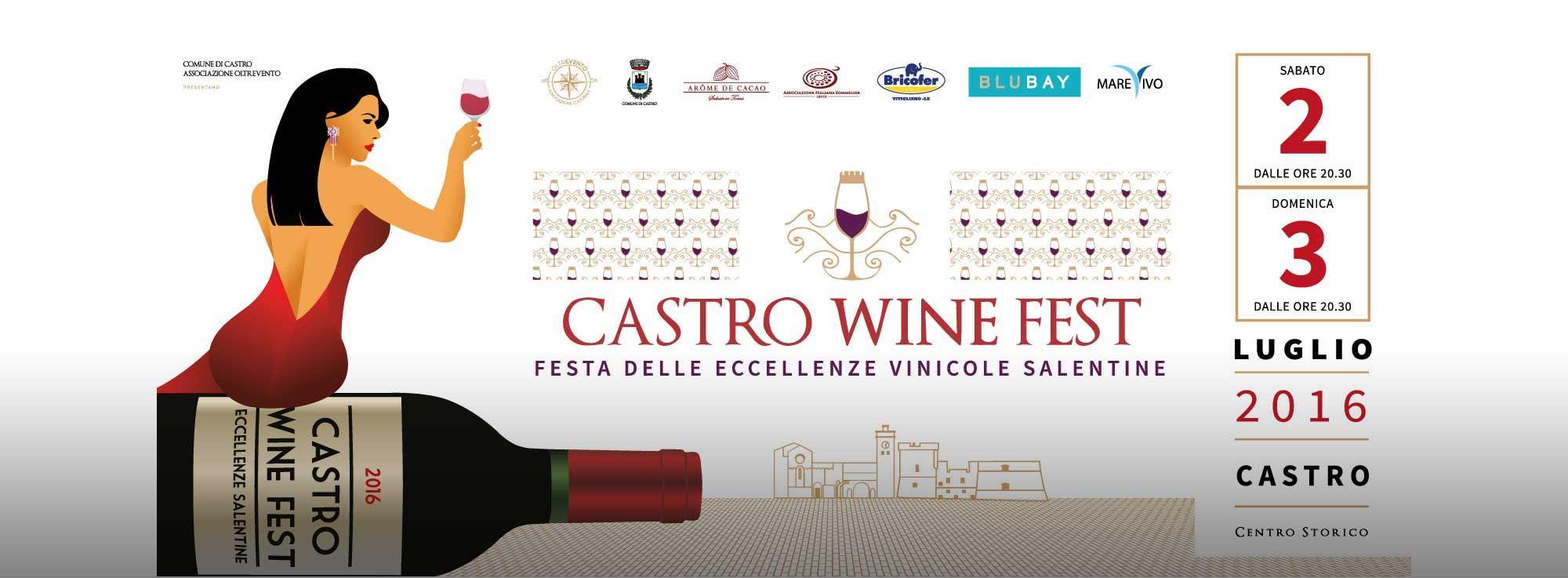 Castro: Castro Wine Fest 2016