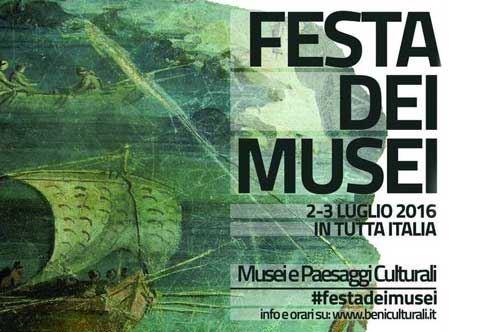 Festa dei Musei al MArTa