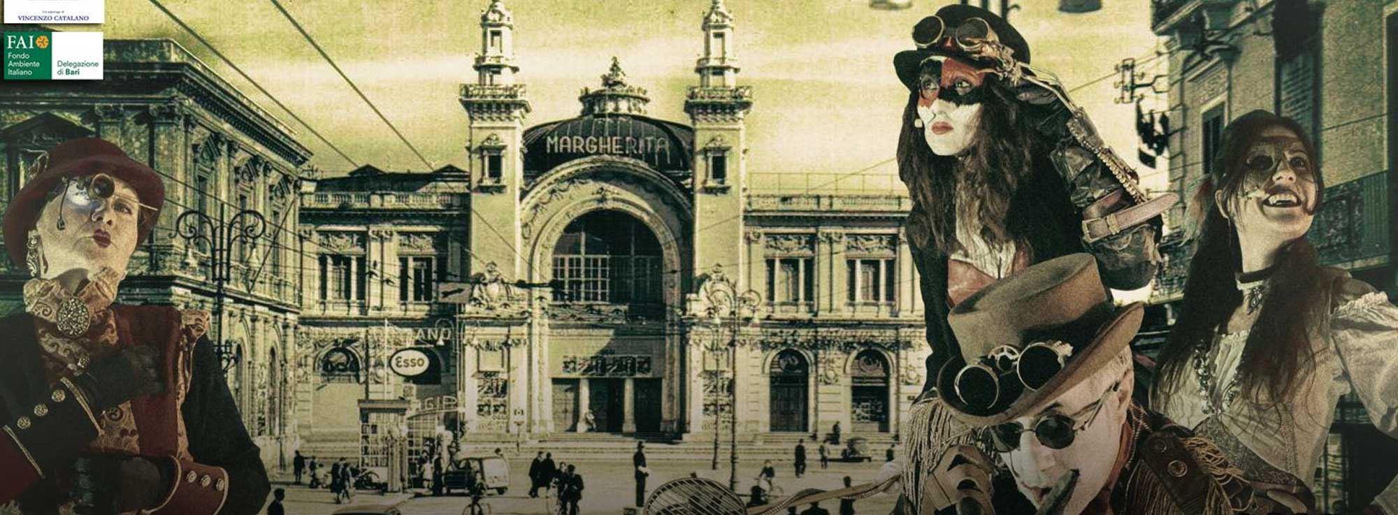 Bari: Happy Steamdead, Mr. King