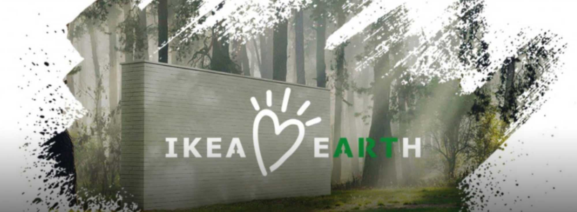 Bari: Ikea love earth