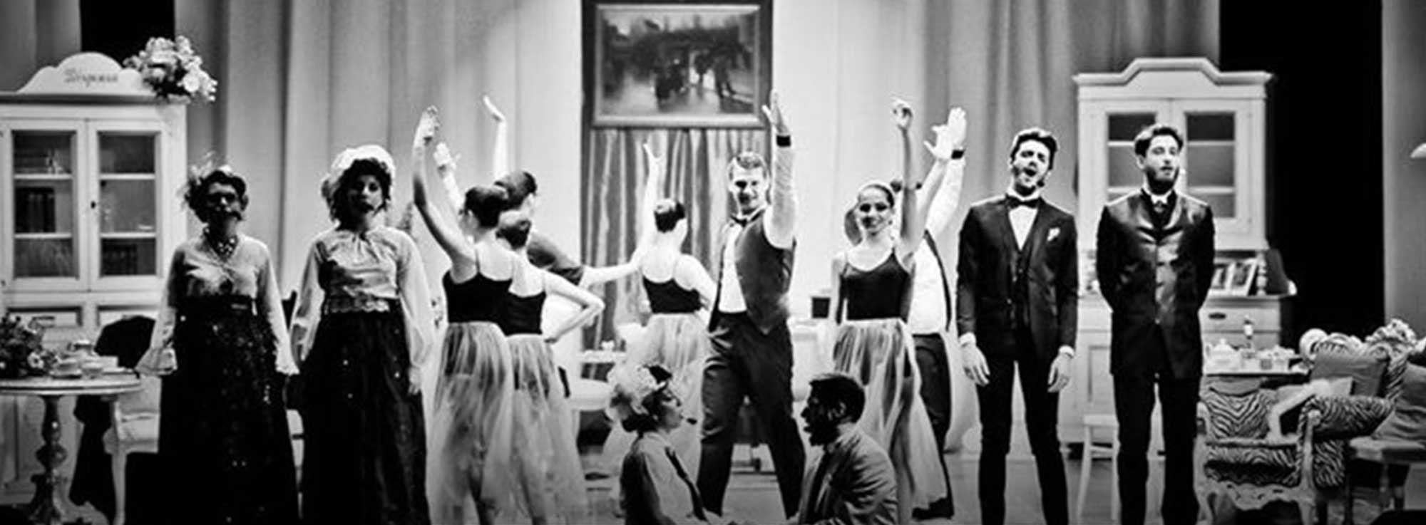 Cisternino: L'Amore muove... il Musical