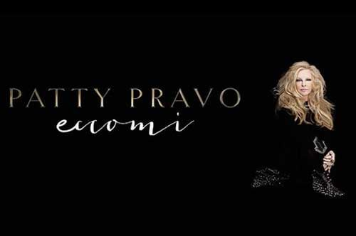 Patty Pravo - Eccomi tour