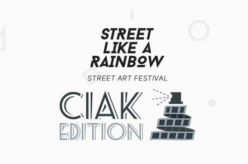 Street Like a Rainbow - Ciak Edition