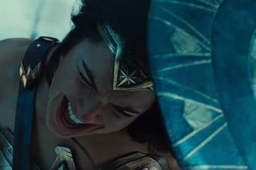 "Wonder Woman, il trailer di ""Nightingale"": c'è anche Castel del Monte"