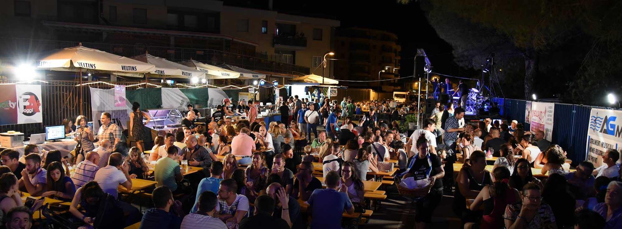 Foggia: Street Beer Festival