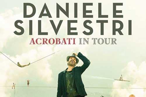 Daniele Silvestri in concerto - Acrobati Tour