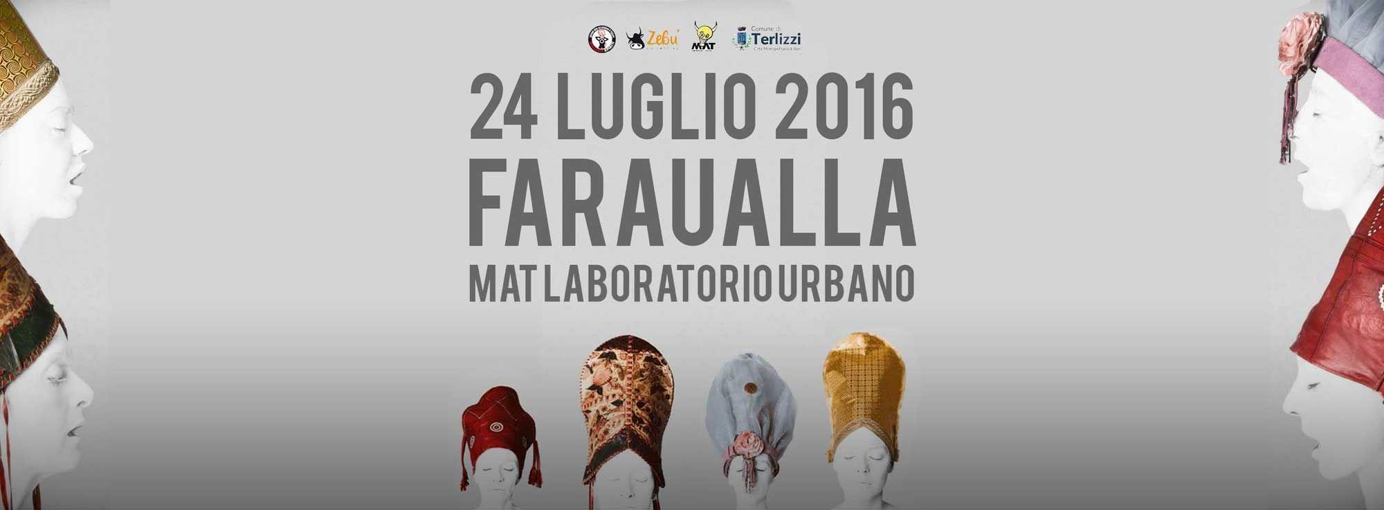 Faraualla live al MAT di Terlizzi