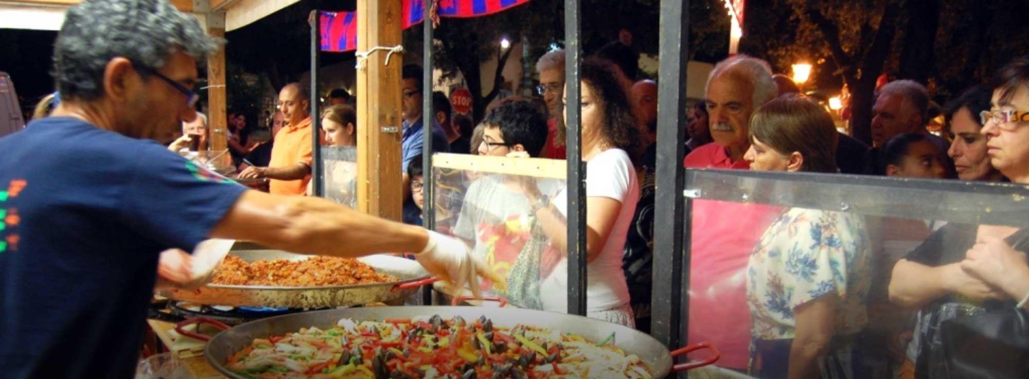 Martina Franca: GNAM! Festival Europeo del cibo di Strada