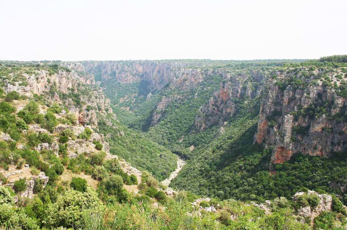 Terra delle Gravine, parco naturale regionale unico nel cuore della Puglia