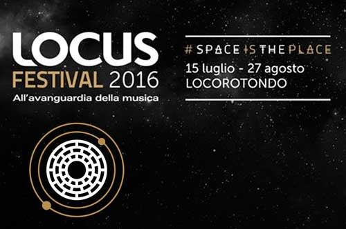 Locus Festival 2016 - XII edizione