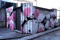 """""""Accumulo"""", Loquarto incanta Trani con la Street Art"""