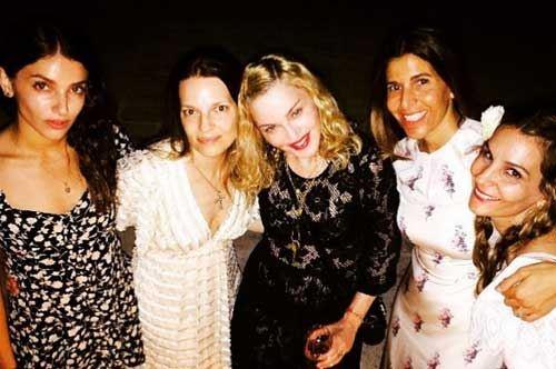 Madonna in Puglia, le foto su Instagram