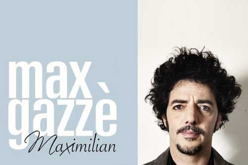 Concerto Max Gazzè - Maximilian Tour