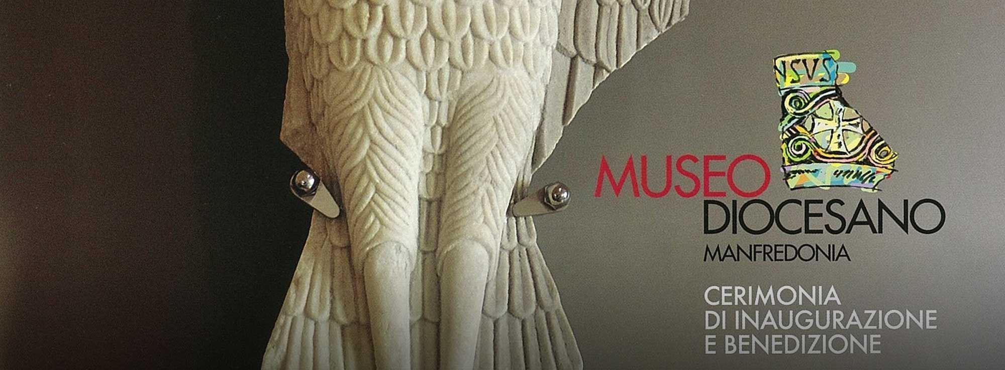 Manfredonia: Inaugurazione Museo Diocesano