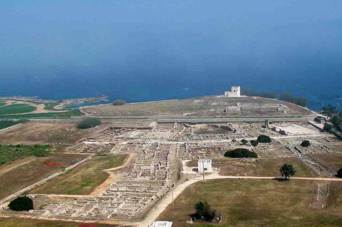 Gli scavi archeologici di Egnazia, la storia della Pompei della Puglia