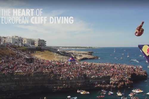 Red Bull Cliff Diving, un video emoziona in vista del 28 agosto