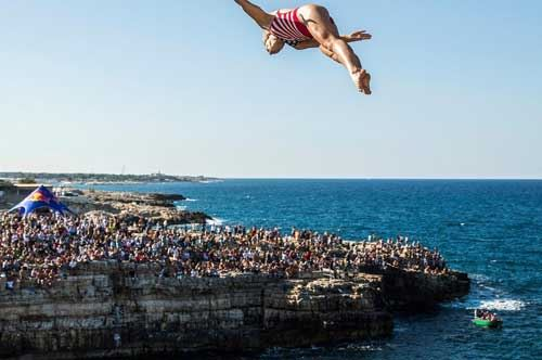 Red Bull Cliff Diving, World Series 2016