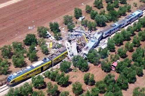 Scontro tra treni, un anno dopo la Puglia non dimentica