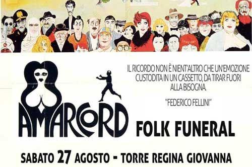 Amarcord Folk Funeral