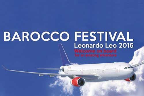 Barocco Festival Leonardo Leo