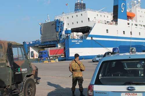 Bari e Brindisi, controlli in crescita nei porti
