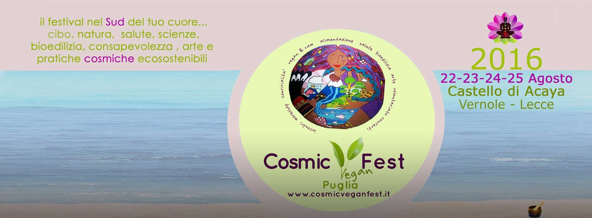 Acaya: Cosmic Vegan Fest