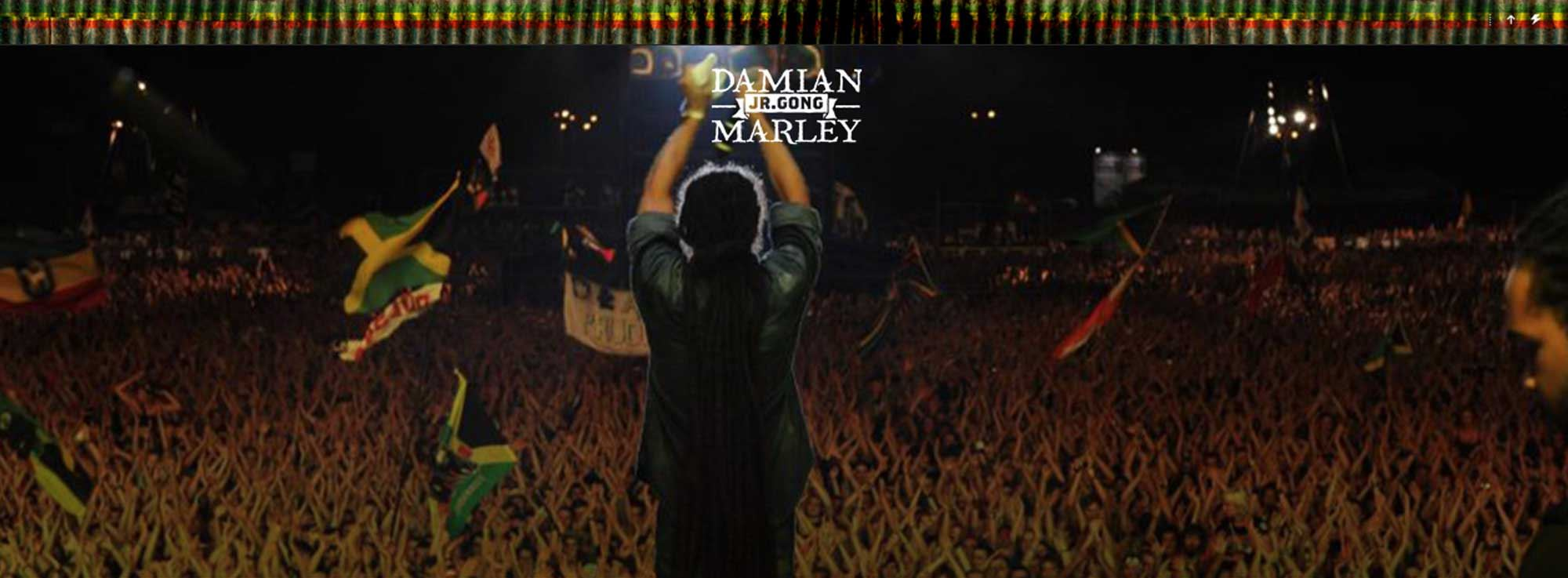 Lecce: Damian Marley in concerto