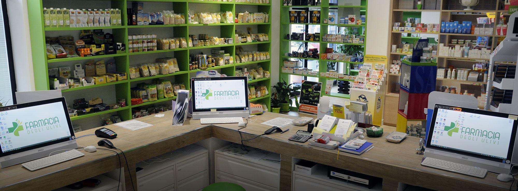 Farmacia degli Ulivi Barletta
