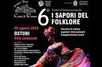 I sapori del Folklore -  Festival internazionale