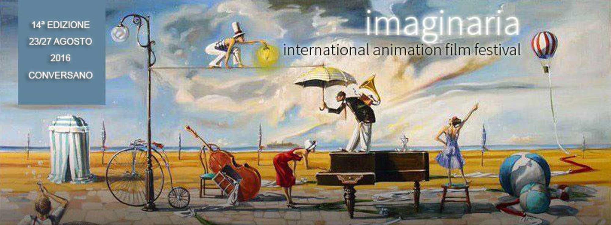Conversano: Imaginaria - International animation film festival