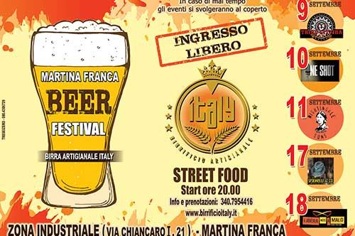 Martina Franca Beer Festival
