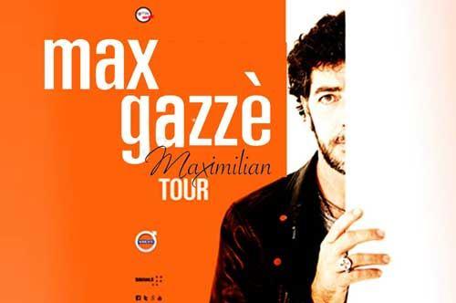 Max Gazzè in concerto - Maximilian Tour