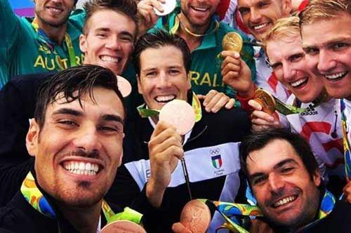 Rio 2016, prima medaglia pugliese: Montrone di bronzo nel canottaggio
