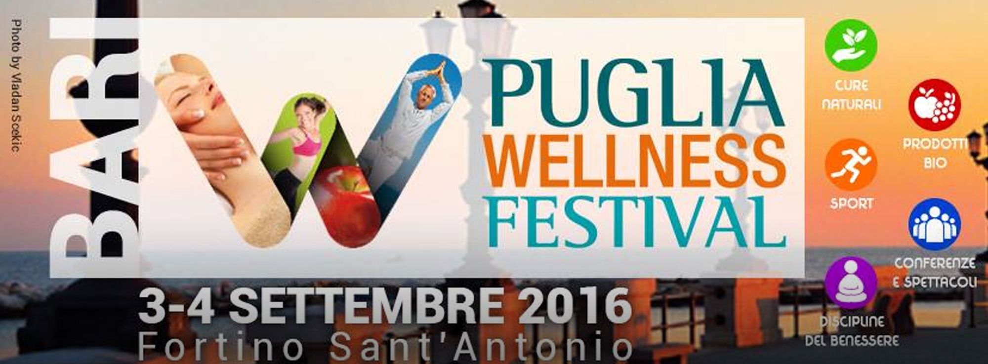 Bari: Puglia Wellness Festival