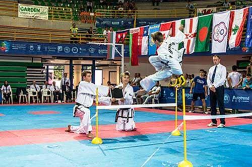 Mondiali di Taekwondo Itf, Andria e l'Italia promosse a pieni voti