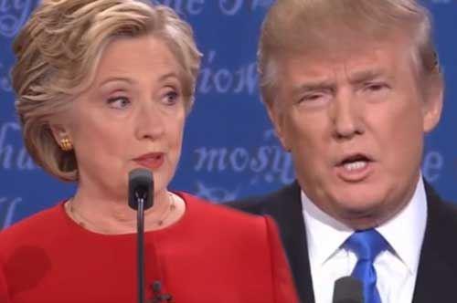 """Trump e Clinton, dalle presidenziali Usa a """"promessi sposini"""" pugliesi"""