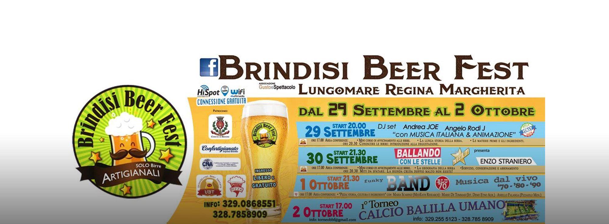 Brindisi: Brindisi Beer Fest